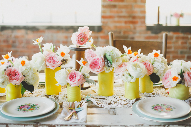 Sew in Love Tablescape