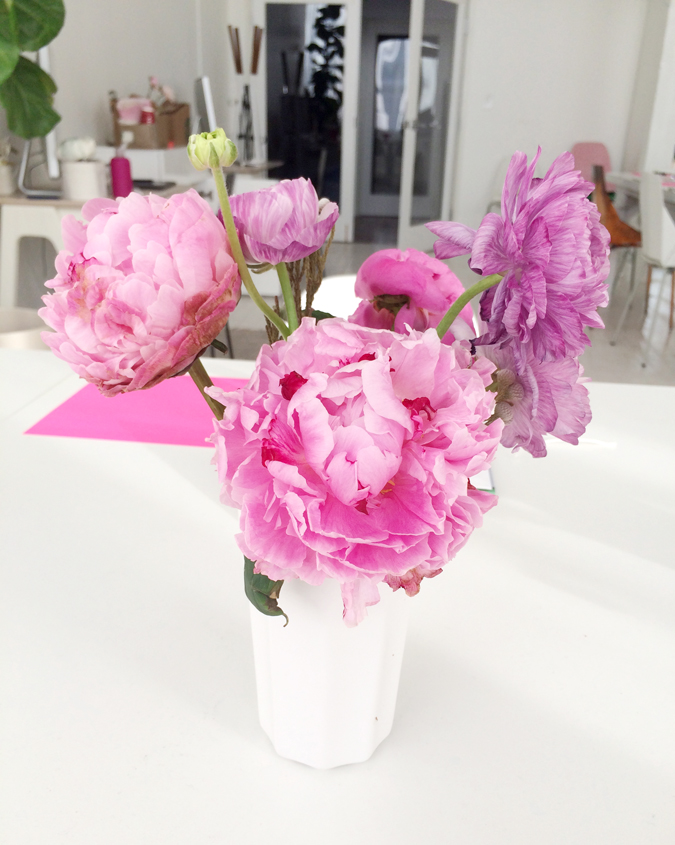 Blue Eye Brown Eye_designlovefest peonies